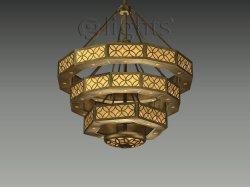 Подвесной светильник G-Lights 488/12+12+6