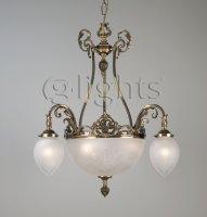 Люстра G-Lights 9656/3+3