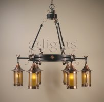 Люстра G-Lights 9956/6