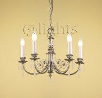 Люстра G-Lights 9960/5 NIA