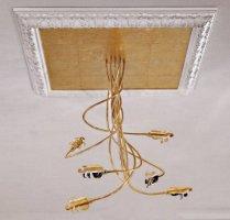 Люстры Gruppe Lampe 3801 34 TA A