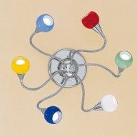 Потолочный светильник Ideal Lux Tender Color PL6 006550