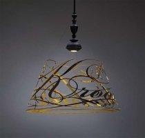 Подвесной светильник Jacco Maris Idee fixe IF01SU.GO