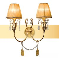 Бра Lamp International 5208/CR