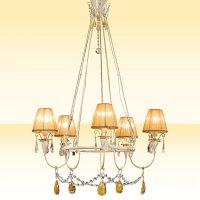 Большие люстры Lamp International 5210/CR