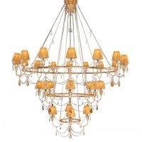 Большие люстры Lamp International 5216/CR