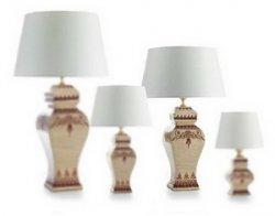 Настольная лампа Le Porcellane 02801