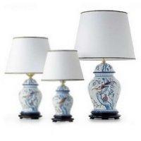 Настольная лампа Le Porcellane 2319