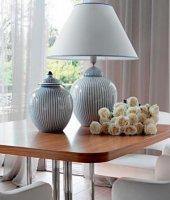 Настольная лампа Le Porcellane 3502