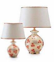 Настольная лампа Le Porcellane 4011