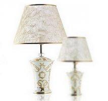Настольная лампа Le Porcellane 5453/BO