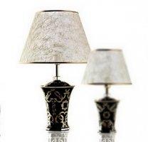 Настольная лампа Le Porcellane 5453/NO