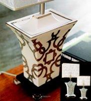 Настольная лампа Le Porcellane 5463/BO