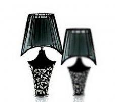 Настольная лампа Le Porcellane 5510/dp