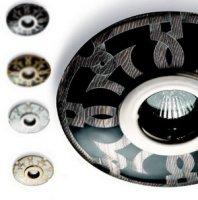 Встраиваемый светильник Le Porcellane 5573/NP