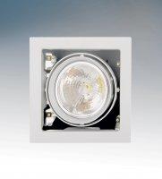Встраиваемый спот Lightstar CARDANO 111 X1 BIANCO 214110