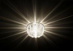 Встраиваемый спот Lightstar Strato 004354