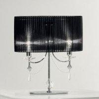 Настольная лампа LuceCrea Class Contessina 381342 2A B
