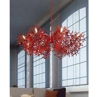 Люстра Lumen Center Italia CORAL CEILING LAMP RED