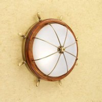 светильник Lustrarte Nautica Leme Madeira 606/35.22