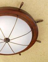Потолочный светильник Lustrarte Nautica Leme Madeira 606/56.89