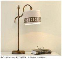 Настольная лампа Lustrarte Oval Португалия 102.89