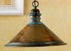 Подвесной светильник Lustrarte Rustica American Coop 218.25