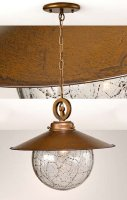 Подвесной светильник Lustrarte Rustica Aranha 243.89