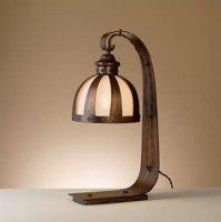 Настольная лампа Lustrarte Rustica Armada 054.89