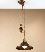 Подвесной светильник Lustrarte Rustica Charlston 255.89