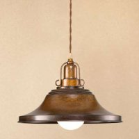 Подвесной светильник Lustrarte Rustica Charlston 502.89