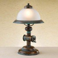 Настальная лампа Lustrarte Rustica Coffee 056.25