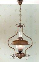 Подвесной светильник Lustrarte Rustica Mambo 226.89