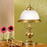 Настольная лампа Lustrarte Rustica Marble 070.22