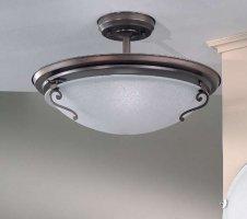 Потолочный светильник Lustrarte Scavo 3678/35.89