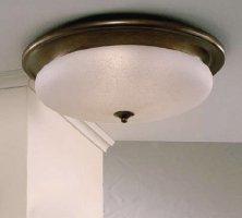 Настенно-потолочный светильник Lustrarte Scavo 666/40.89