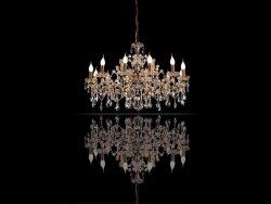 Люстра MAR Illuminazione Barsellona L 1250/12 Luci avorio/oro