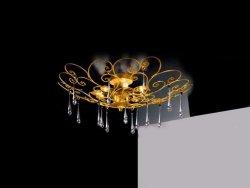 Потолочный светильник MASCA 1828/8PL oro