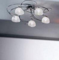 Потолочный светильник Masca 1838/5PL