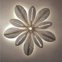 Потолочный светильник Masca Oasi 1852/6PL gesso