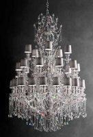 Люстра Masiero Luxury Aqaba/35+15/ASF