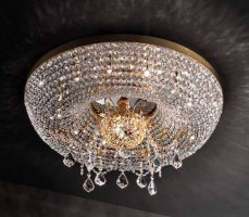 Потолочный светильник Gold Royale/PL12+3/ASF