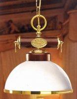 Подвесные светильники Moretti Luce 1125.A BR+W