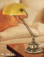 Настольные лампы Moretti Luce 1509.A.7