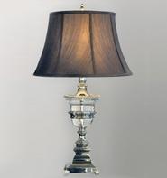 Настольная лампа Newport 3501/T Silver