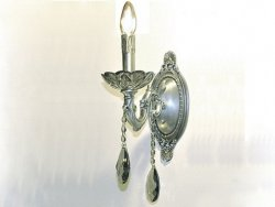 Бра NEWPORT 9201/A Silver