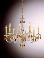 Люстры OR Illuminazione 450/8 amber