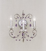 Бра OR Illuminazione 608/A3 violet