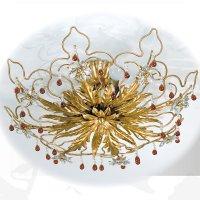 Потолочный светильник Passeri International Cristallo PL 5995/8