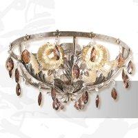 Потолочный светильник Passeri International Cristallo PL 6965/6